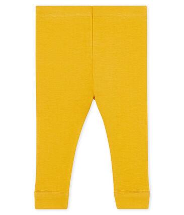Baby Girls' Leggings Boudor yellow