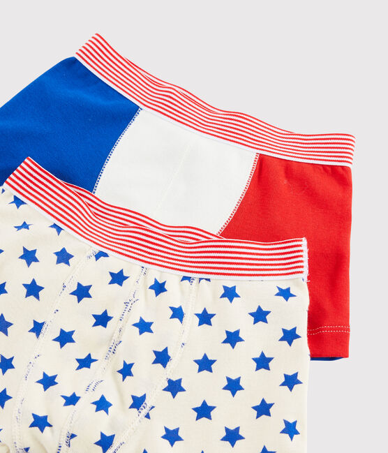 Boys' Made in France Boxer Shorts - 2-Piece Set . set