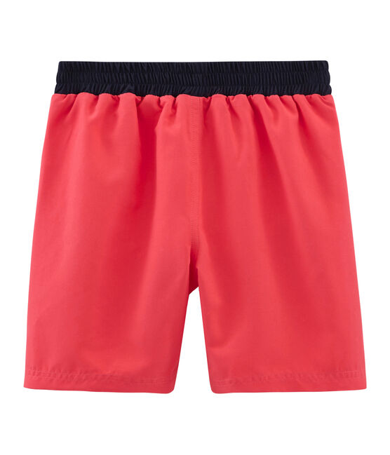 Boys' Beach Shorts Groseiller pink