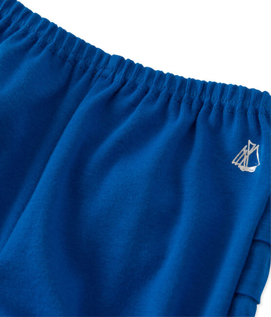 Baby girls' bloomers Delft blue
