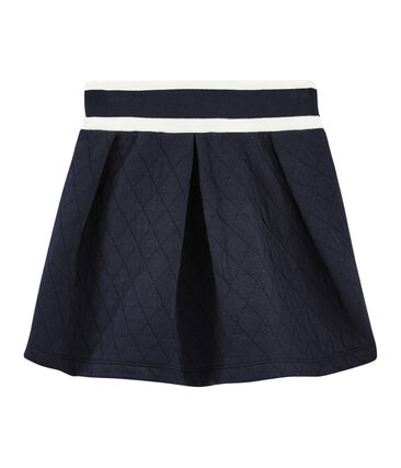 Girls' Skirt Smoking blue