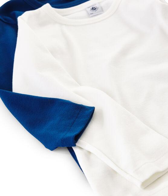 Boys' Long-Sleeved T-Shirt - 2-Piece Set . set