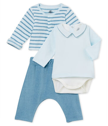Unisex baby clothing - 3-piece set