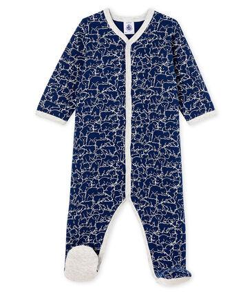 Baby Boys' Fleece Sleepsuit