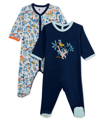 Baby Boys  Sleepsuit - Set of 2  1081a3da29e