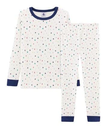 Boys' Snugfit Ribbed Pyjamas