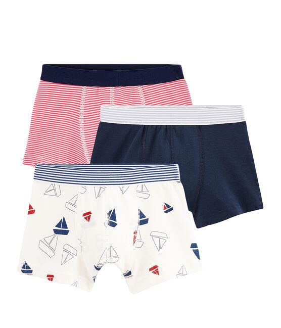 Boys' Boxer Shorts - 3-Piece Set . set