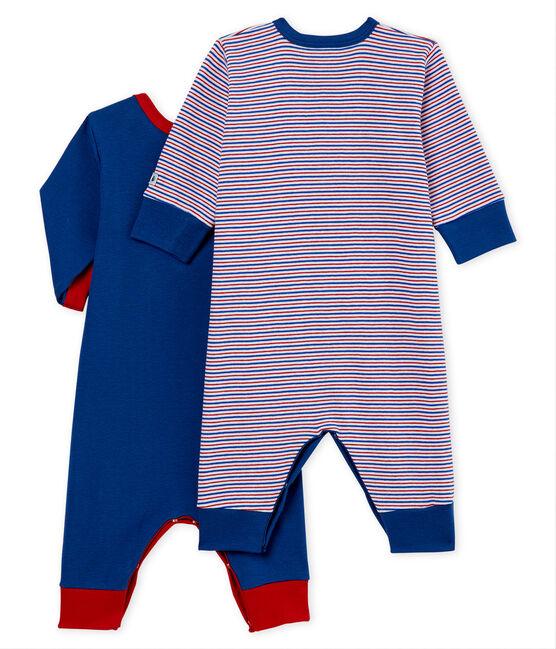 Baby Boys' Footless Sleepsuit - Set of 2 . set