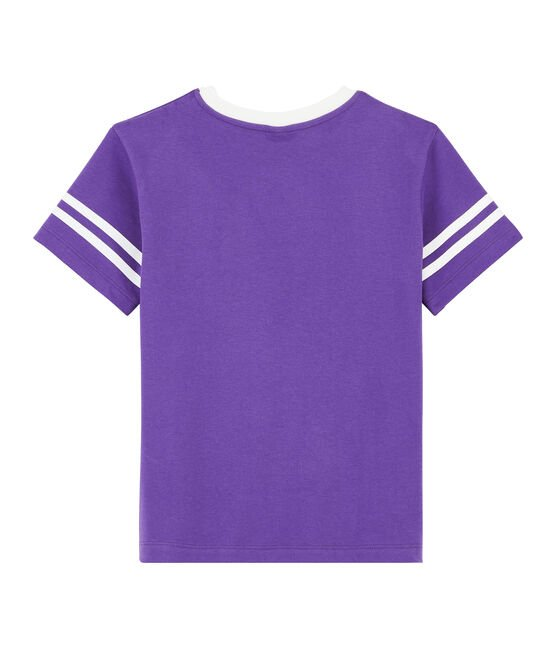 Boys' T-Shirt Real purple