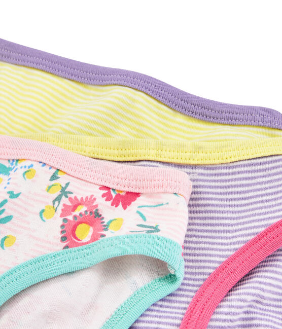 Girls' Knickers - 3-Piece Set . set