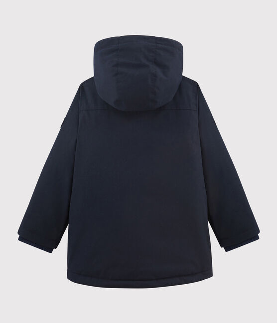 Boys' Parka Smoking blue