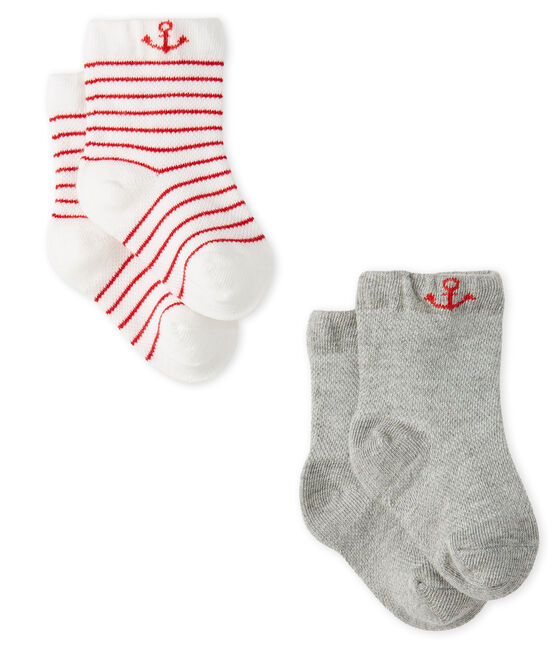 Baby Boys' Light SOcks - 2-Piece Set . set