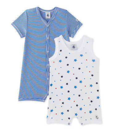 Set of 2 baby boy's rompers
