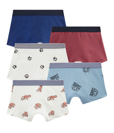 Boys' Boxers - 5-Piece Set . set