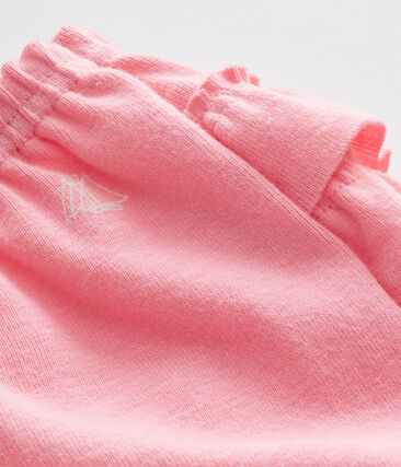 Baby girls' bloomers Petal pink