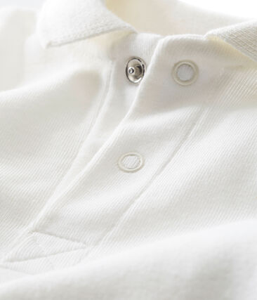Baby boy's body with polo collar