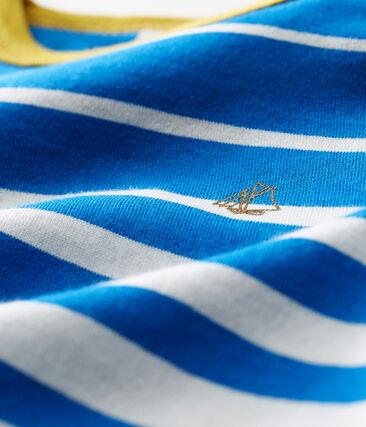 Baby boys' striped t-shirt