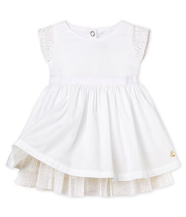 Baby Girls' short-sleeved Special Occasion Dress