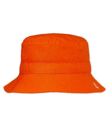 Baby boys' twill sun hat