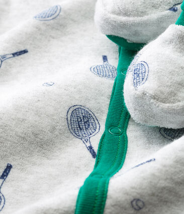 Baby Boys' Nightwear Set in Extra Warm Brushed towelling