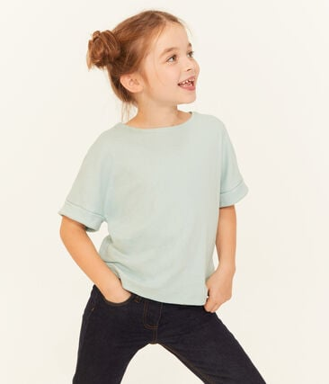 Girls' Short-sleeved T-shirt