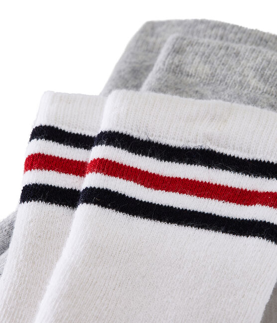 Pack of 2 Pairs of Boys' Socks . set