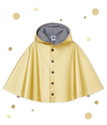 Mixed baby's rain cape
