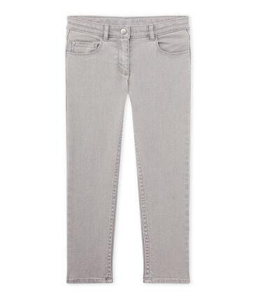 Boys' gray jeans
