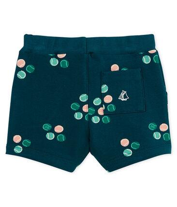 Baby boys' printed shorts