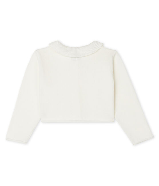 Baby Girls' Bolero Marshmallow white
