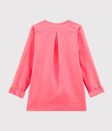 Girls' Jacket Cupcake pink