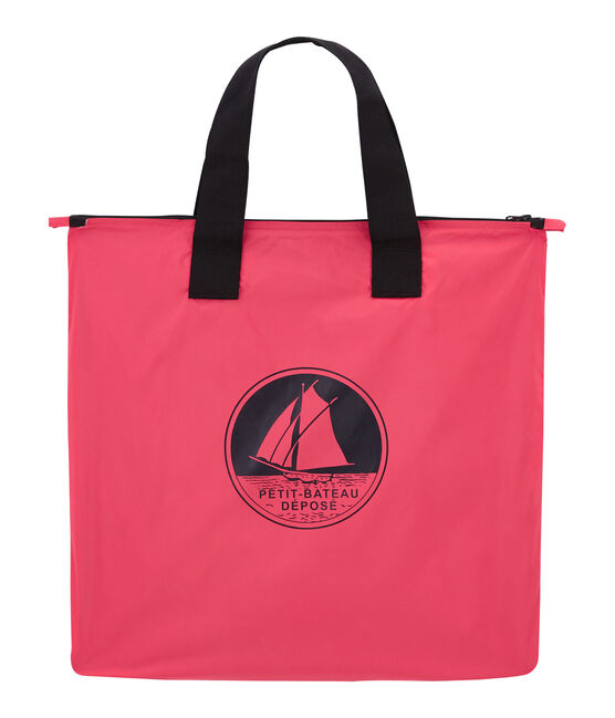 Super light bag Groseiller pink