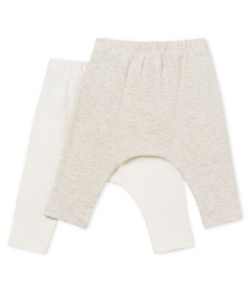 2 x unisex baby leggings