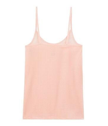 Women's strappy vest