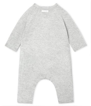 Long combination cashmere 'muzzle'