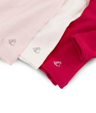 Baby Girls' Long-sleeved T-Shirt - 3-Piece Surprise Set . set