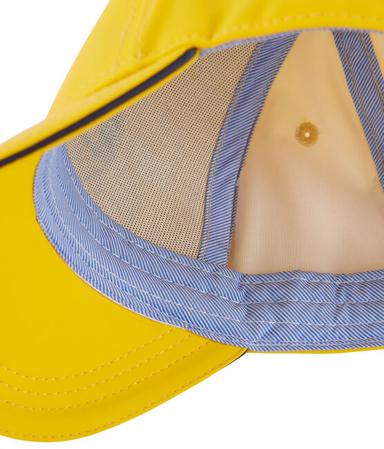 Unisex Child's Cap Jaune yellow