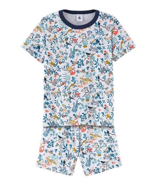 Petit Bateau Boys Pyjama Bottoms