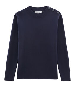 Men's Plain Sailor Pullover