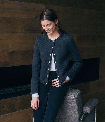 Women's Tube Knit Cardigan