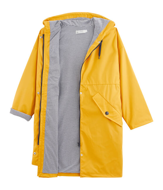 Women's Oversized Parka Boudor yellow