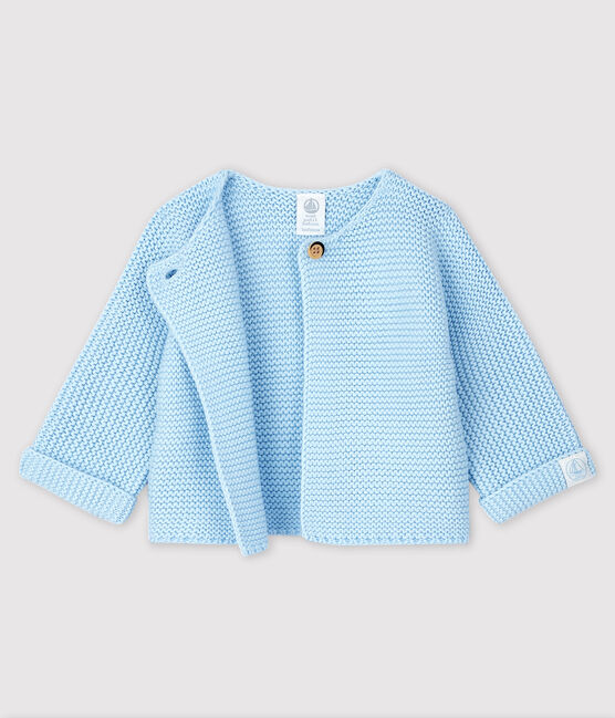 Babies' Cardigan Made Of 100% Cotton Knit TOUDOU