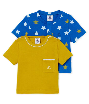 Baby boys' t-shirt - set of 2