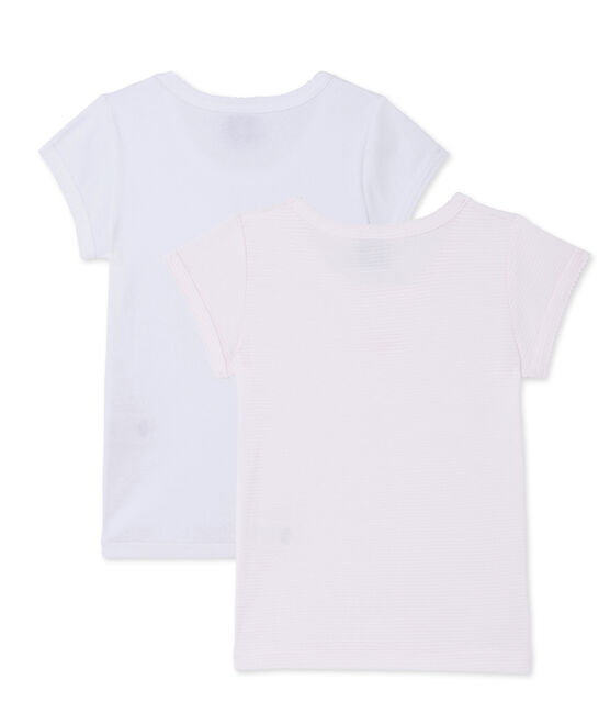 Pack of 2 girl's T-shirts . set