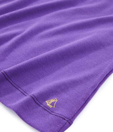 Girls' Vest Real purple