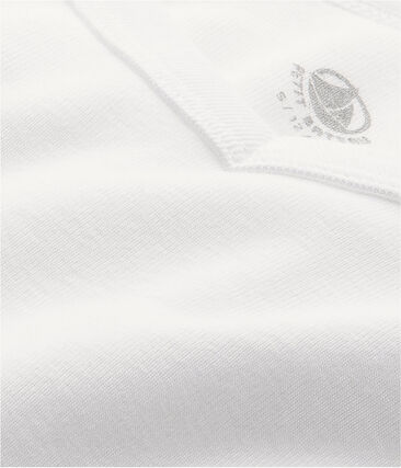 Men's T-shirt Ecume white