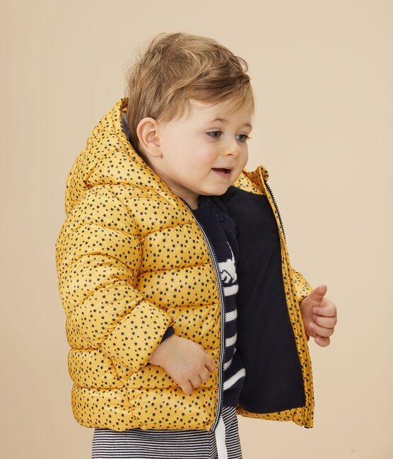 Baby boy's quilted puffer jacket BOUDOR/SMOKING