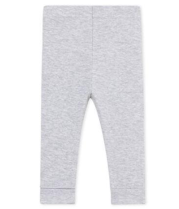 Baby girls' plain leggings