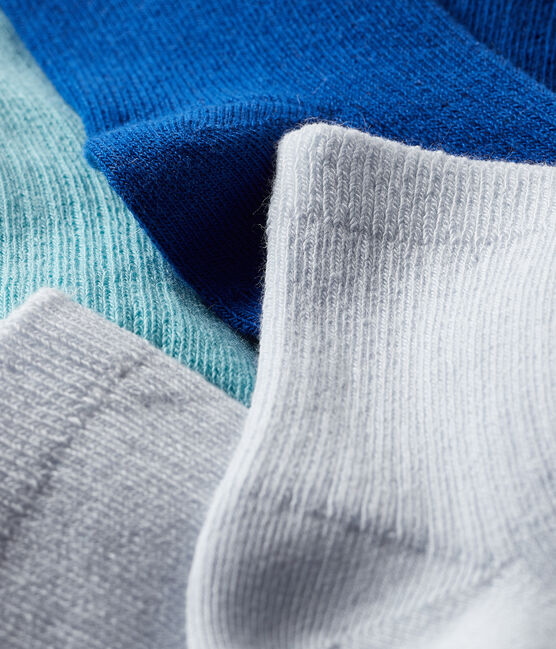 Set of 3 pairs of socks . set