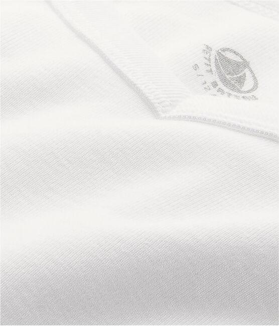 Men's Short-Sleeved Iconic T-Shirt Ecume white